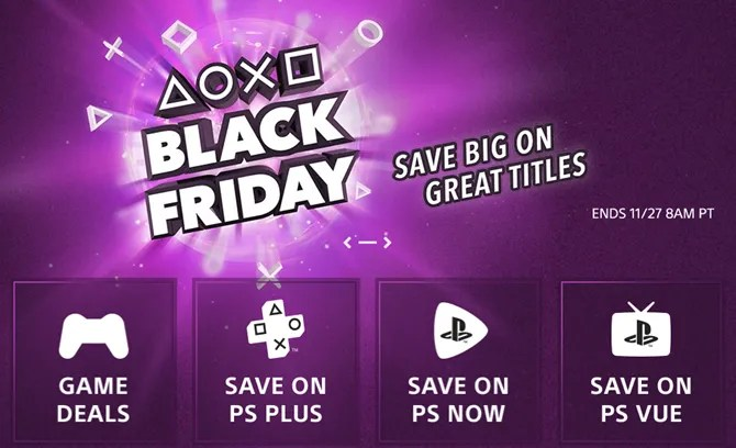 PS4 Black Friday Deals You Wont Want To Miss