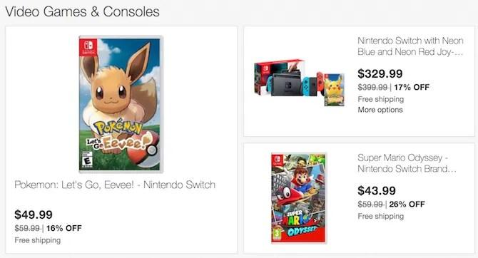 il video-game-ebay-nero-venerdì