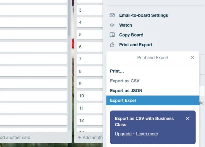 export-to-Excel-in-Trello