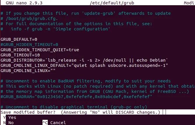 Risolvi i problemi di alimentazione USB in Linux