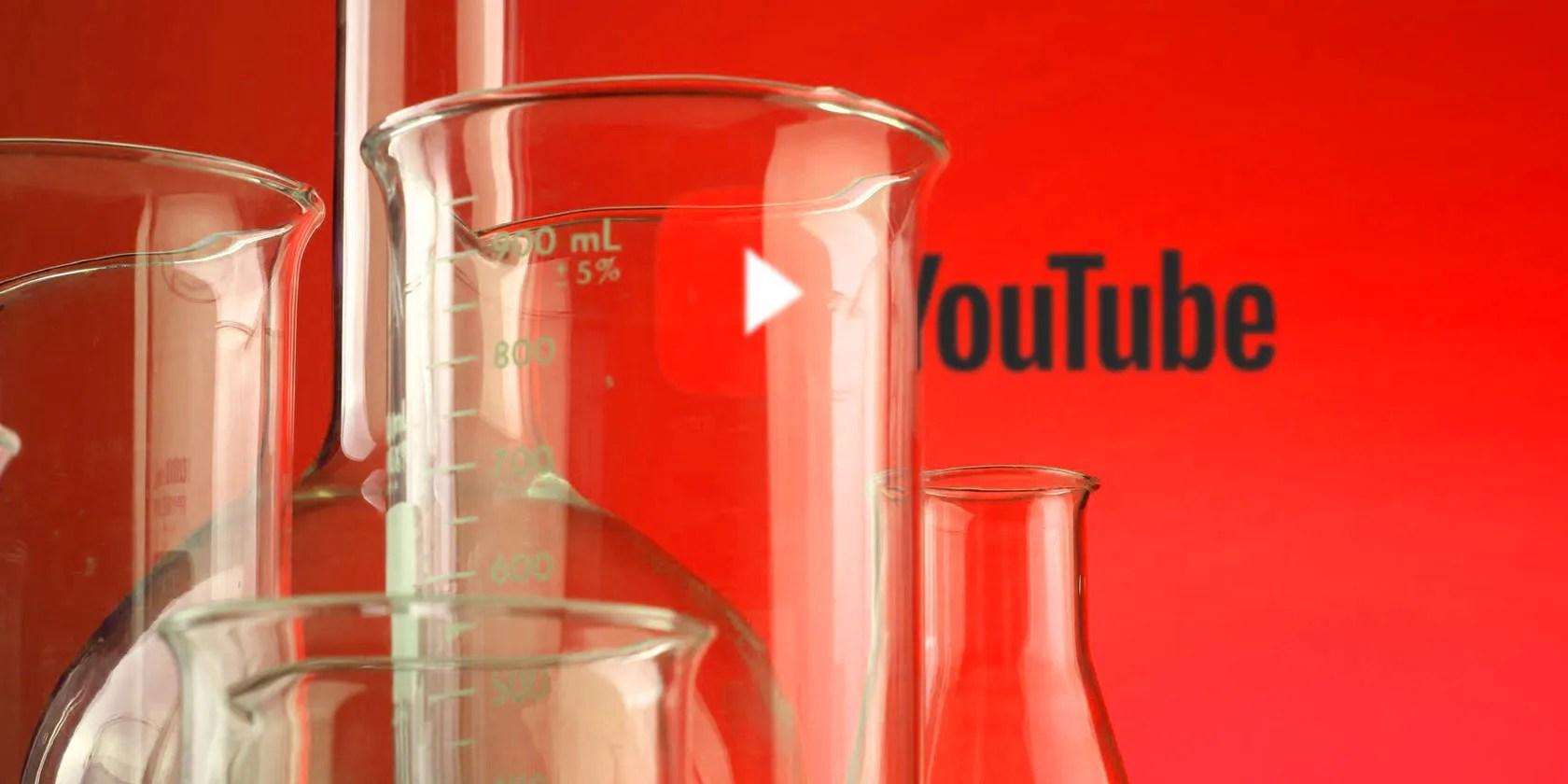 youtube-stravaganti esperimenti