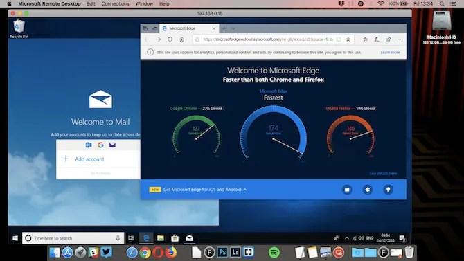 использовать приложения Windows с удаленным рабочим столом