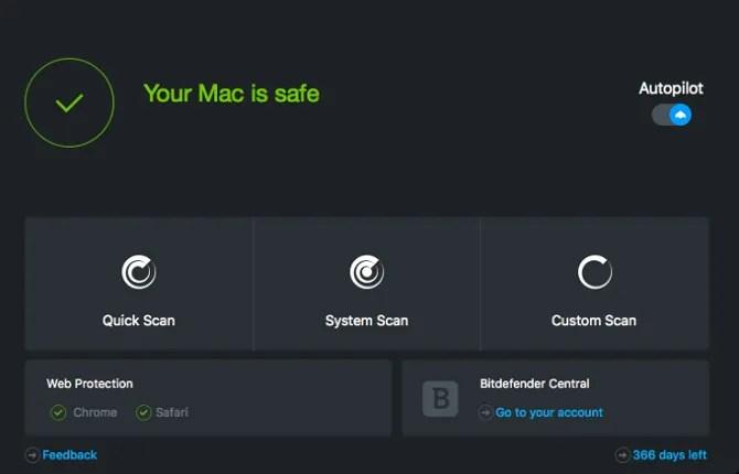 bitdefender anti virus mac