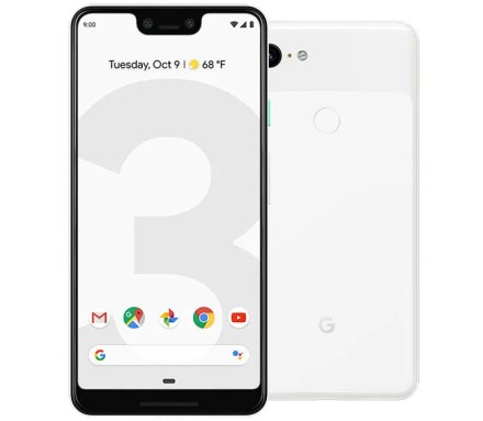 Google Drops Pixel 3 Price By Half For Project Fi's Birthday GooglePixel3Half
