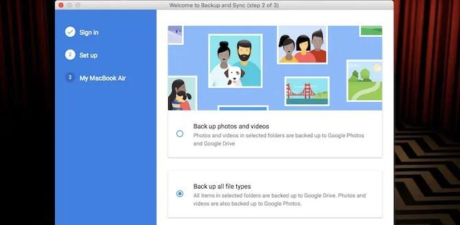 Google Drive файлдарының барлық түрлерінің сақтық көшірмесін жасаңыз