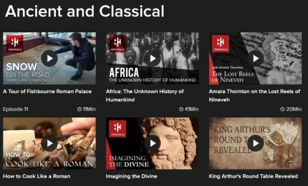 history hit classical section