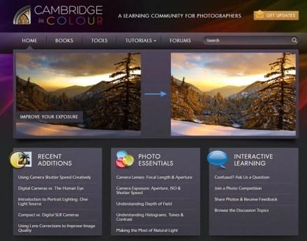 Cambridge in Color website