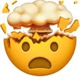 mindblown emoji emoticon