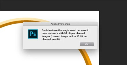 How to Make Digital Photo Frame Photoshop Magic Wand Warning