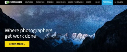 PhotoShelter Sell Photos Online