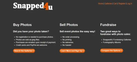Snapped4U Sell Photos Online