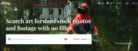 Stocksy Sell Photos Online