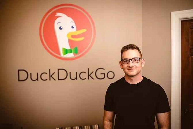 Press Shot of DuckDuckGo CEO Gabriel Weinberg - The Internet Tips