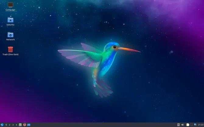 Lubuntu Linux distribution