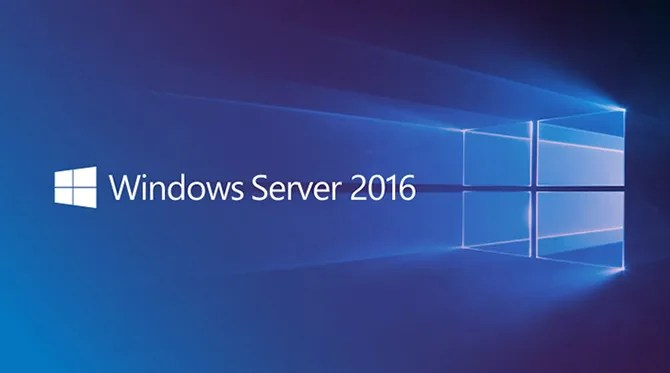 Windows Server 2016 Wallpaper