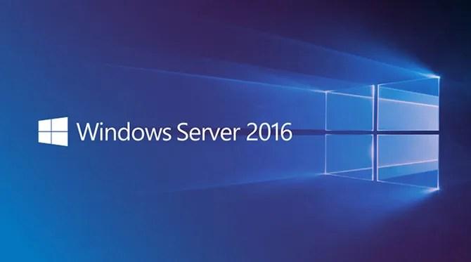 Windows Server 2016 Wallpaper