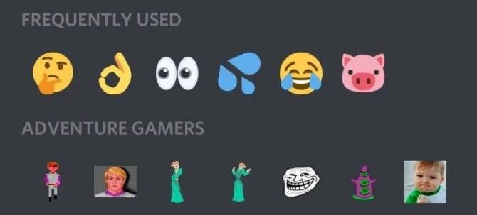 Discord vs. Steam Chat - emojis