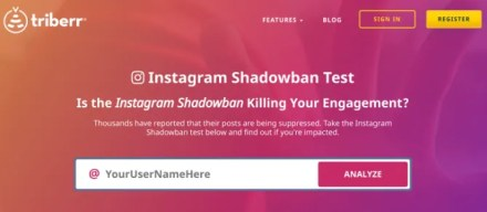 who unfollowed me - Cheating at Instagram can cause your account to be shadow banned, so test it at Triberr