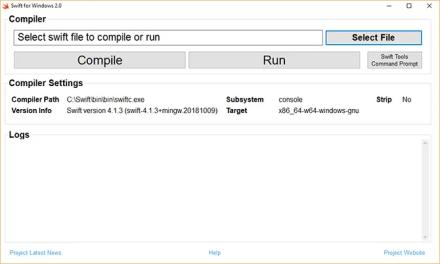 Swift For Windows 2.0