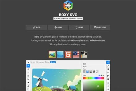 Best Vector Software for Mac Cheap Boxy SVG