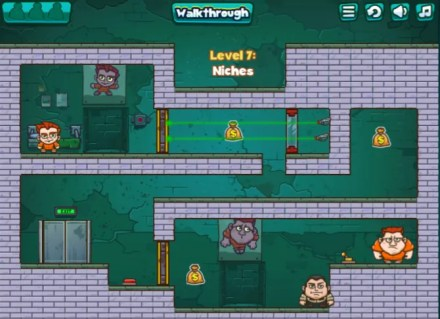 Money Movers is a two-player team game to play a browser game with a friend on the same computer