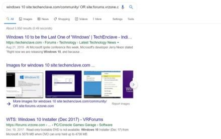 google boolean search engine