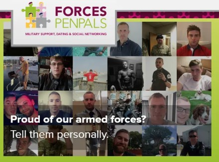 Forces Penpals