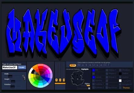 Graffiti Creator Site