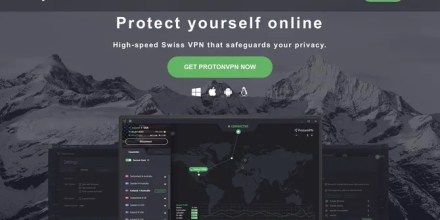 ProtonVPN is from the ProtoMail people