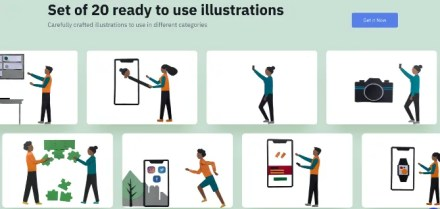 Iconscout offers free and copyright-free high-resolution illustrations to download