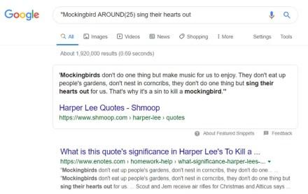 google around search tool