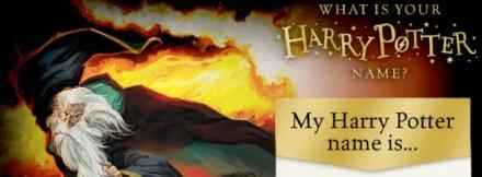 Harry Potter name generator
