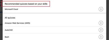 The Reason You Should Take a LinkedIn Skill Test