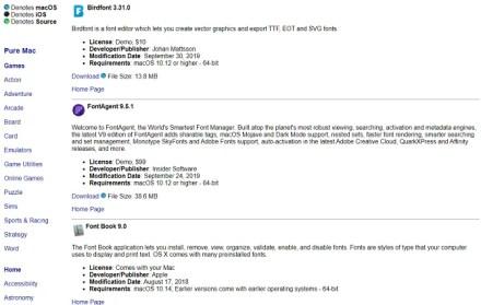 pure mac secure mac downloads