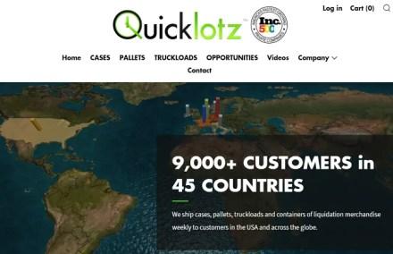 quicklotz liquidation stores