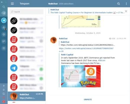 station multi messenger telegram alternative