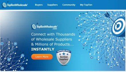 toptenwholesale closeout sales