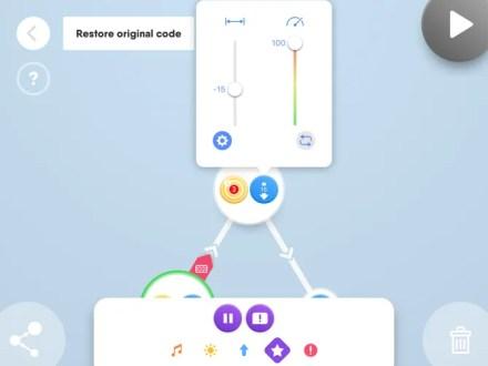 Robo Wunderkind: The Best Way to Teach Programming to Children robwunderkind screenshot robocode
