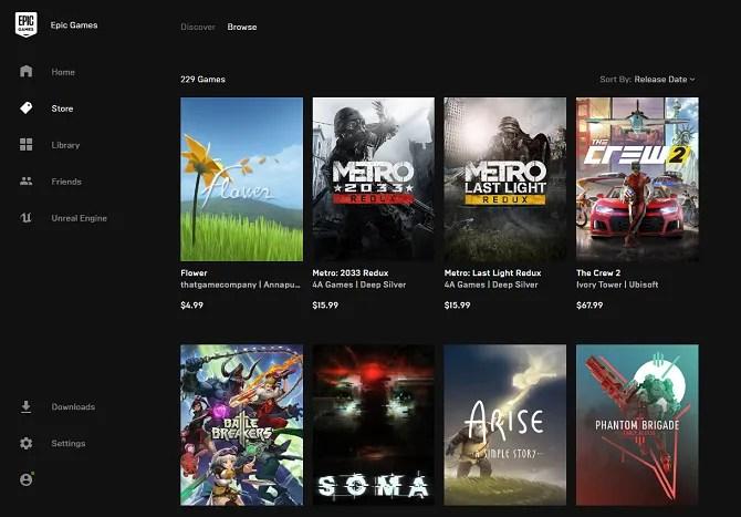 Steam vs. Epic Games Store: qual è il migliore?