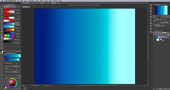 Клип Студия Paint Design Software