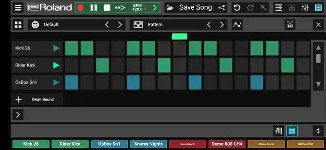 Скриншот 6 лучших приложений для Android для производства музыки 20200224 190043 jp