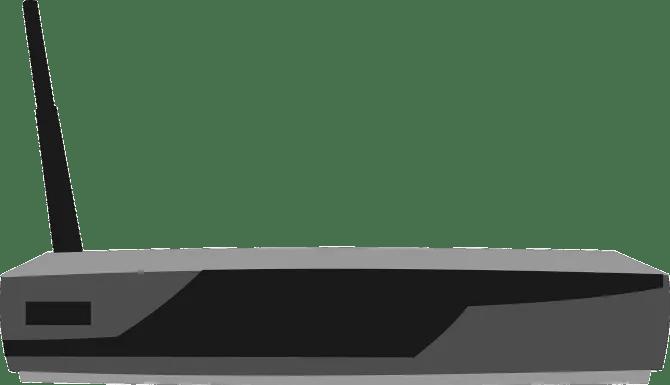 Иллюстрация универсального маршрутизатора