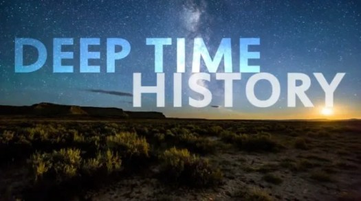 Deep History Time title card