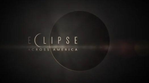 Eclipse Across America title card