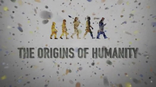 Out of the Cradle The Origins of Humanity title card