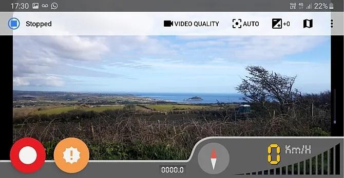 Приложение Autoguard Dashcam