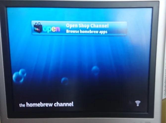 Установите Homebrew через канал Open Shop