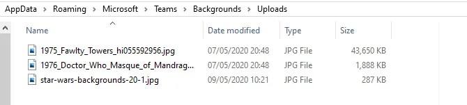 Add custom images to Microsoft Teams