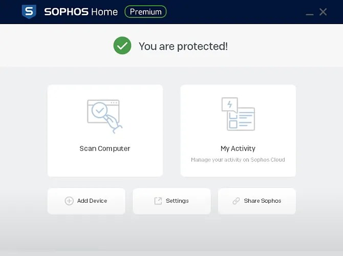 sophos home free internet security suites