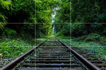 Leading lines in photography